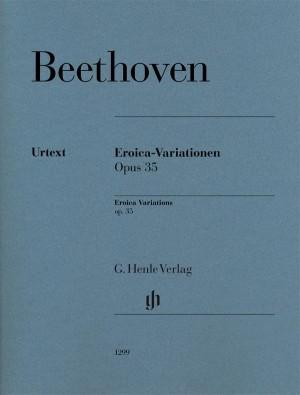 Beethoven, L v: Eroica Variations op. 35 Product Image