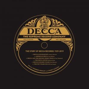 Decca: The Supreme Record Company: The Story of Decca Records 1929-2019 Product Image