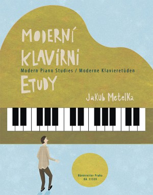Metelka, Jakub: Modern Piano Studies Product Image