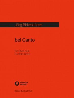Jörg Birkenkötter: bel Canto