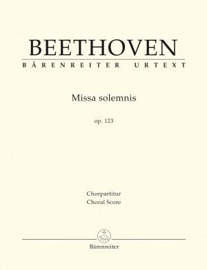 Beethoven, Ludwig van: Missa solemnis op. 123