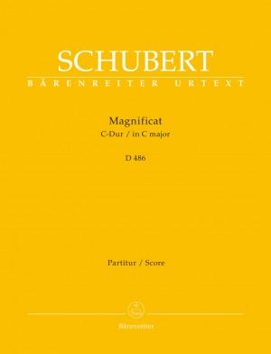 Schubert, Franz: Magnificat in C major D 486 Product Image