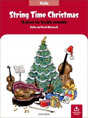 String Time Christmas: Violin Book