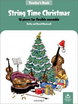 String Time Christmas: Teacher's Book
