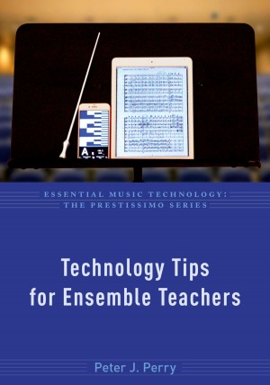 Technology Tips for Ensemble Teachers Product Image