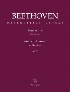 Beethoven, Ludwig van: Sonata for Pianoforte in C minor op. 111