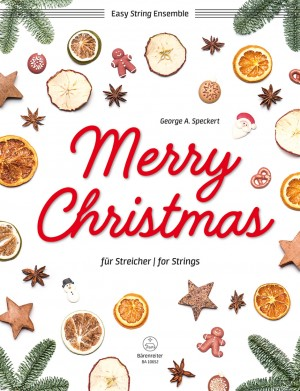 Merry Christmas for Strings Product Image