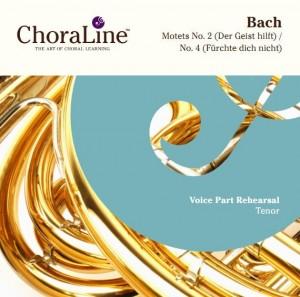 Bach, JS: Motets No. 2 (Der Geist hilft) / No. 4 (Furchte dich nicht)