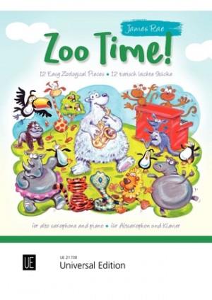 Rae, J: Zoo Time!