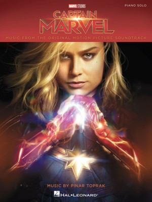 Pinar Toprak: Captain Marvel Product Image
