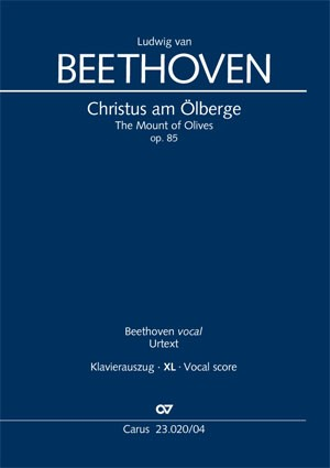 Beethoven: The Mount of Olives op. 85