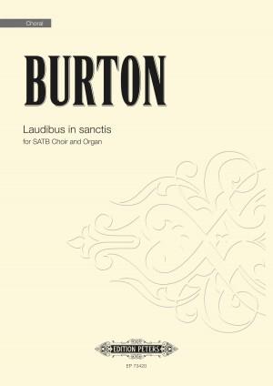 James Burton: Laudibus in sanctis Product Image