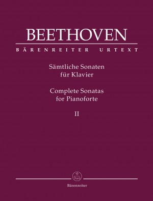 Beethoven, Ludwig van: Complete Sonatas for Pianoforte II Product Image