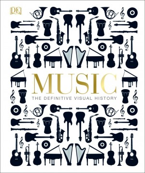 Music: The Definitive Visual History Product Image