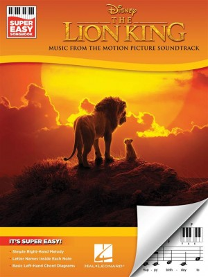 The Lion King - Super Easy Songbook