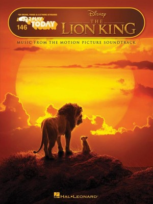 The Lion King - E-Z Play Today 146