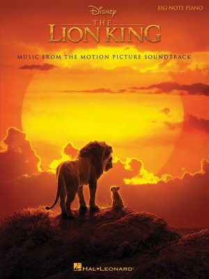 The Lion King - Big Note Songbook