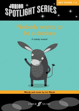 Lin Marsh: Nobody Wants To Be A Donkey Product Image