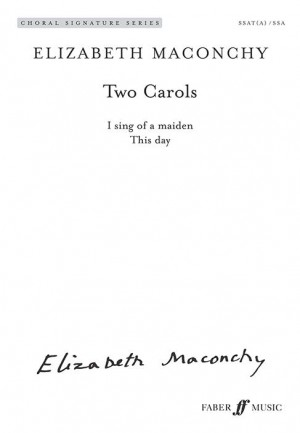 Elizabeth Maconchy: Two Carols (Upper Voices) Product Image
