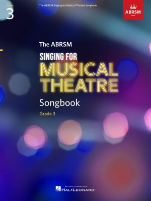 ABRSM Singing for Musical Theatre Songbook Grade 3 Product Image
