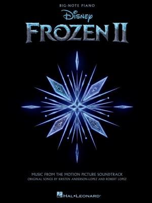 Frozen II - Big Note Songbook