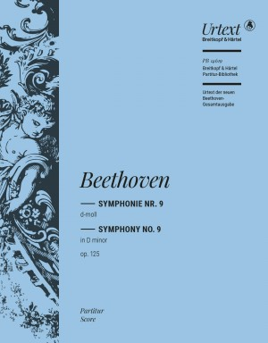 Beethoven, Ludwig van: Symphony No. 9 in D minor Op. 125 Product Image
