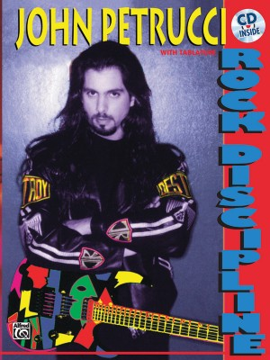 John Petrucci: John Petrucci: Rock Discipline