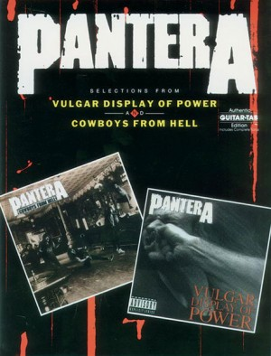 Pantera: Vulgar Display Of Power &