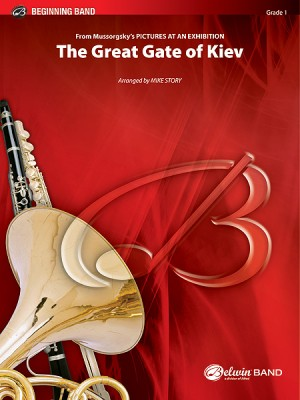 Modest Mussorgsky: The Great Gate of Kiev (from Pictures at an Exhibition)
