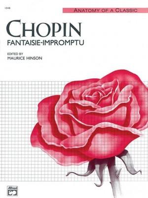 Frederic Chopin: Fantaisie-Impromptu