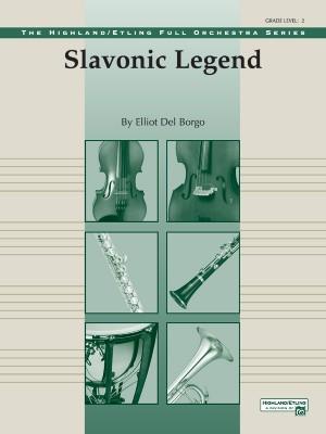 Elliot Del Borgo: Slavonic Legend