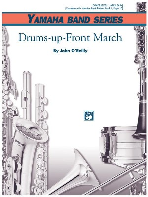 John O'Reilly: Drums-up-Front March