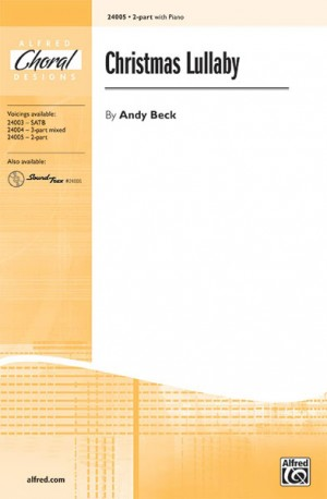 Andy Beck: Christmas Lullaby 2-Part