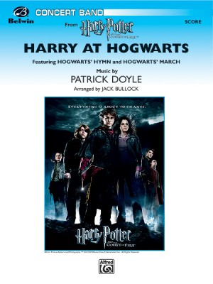 Patrick Doyle: Harry at Hogwarts (from Harry Potter and the Goblet of Fire)