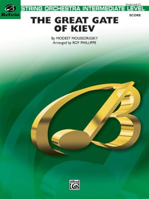 Modest Mussorgsky: The Great Gate of Kiev