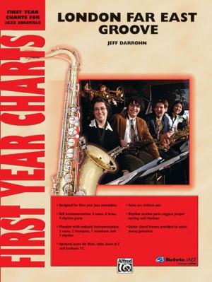 Jeff Darrohn: London Far East Groove