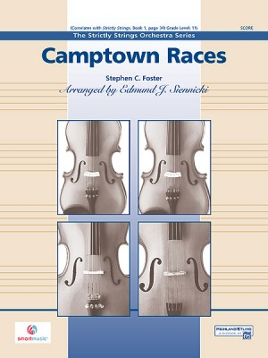 Stephen Foster: Camptown Races
