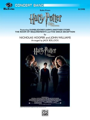 Nicholas Hooper/John Williams: Harry Potter and the Order of the Phoenix, Suite from
