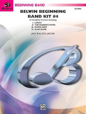 Belwin Beginning Band Kit #4