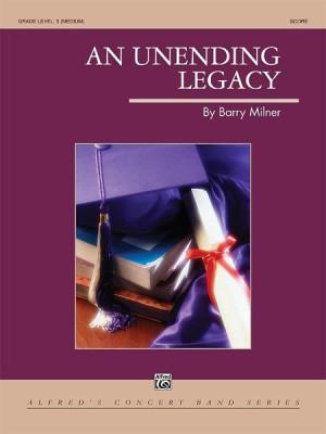Barry Milner: An Unending Legacy