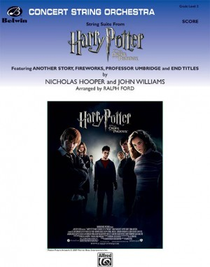 Nicholas Hooper/John Williams: Harry Potter and the Order of the Phoenix, String Suite from
