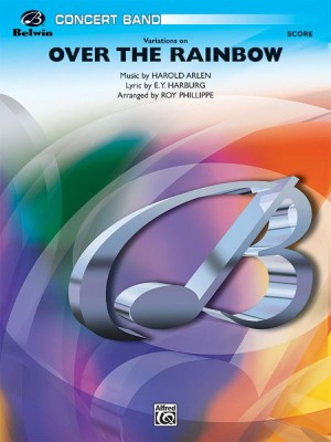 Harold Arlen: Over the Rainbow (from The Wizard of Oz), Variations on