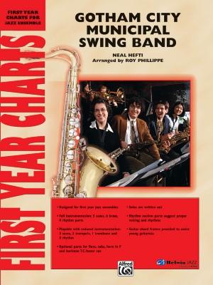 Neal Hefti: Gotham City Municipal Swing Band