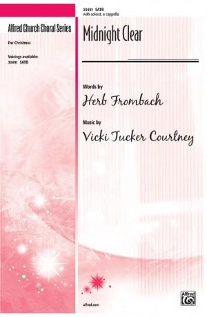 Vicki Tucker Courtney: Midnight Clear