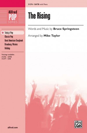 Bruce Springsteen: The Rising SATB
