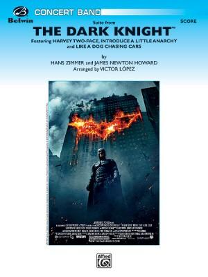 James Newton Howard/Hans Zimmer/Hanz Zimmer: The Dark Knight, Suite from