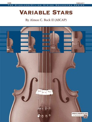 Almon C. Bock II: Variable Stars