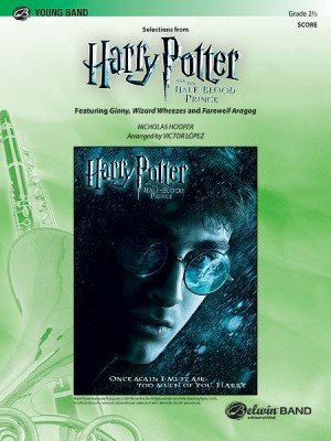 Nicholas Hooper: Harry Potter and the Half-Blood Prince, Selections from