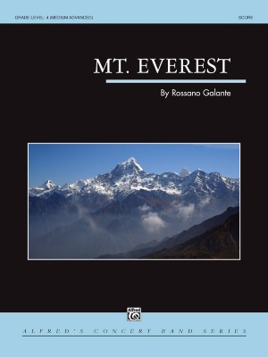 Rossano Galante: Mt. Everest