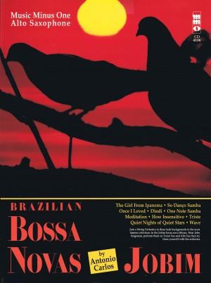 Music Minus One: Brazilian Bossa Nova by Antonio Carlos Jobim